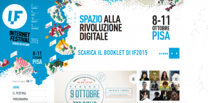 Internet Festival 2015 a Pisa