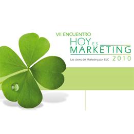 Vídeos y fotos de Hoy es Marketing 2010