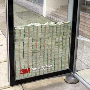 La publicidad financiera cae un 14,7% en 2009