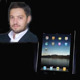 """""""Para cualquier marca de lujo es una obligación estar los primeros en iPad"""", S. Arias (Mobext)"""