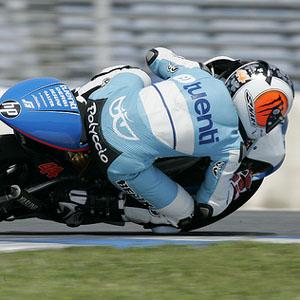Tuenti patrocinará a Derbi en la competición de 125cc