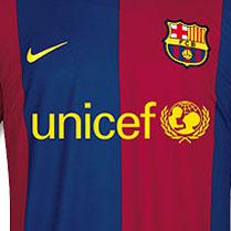 Unicef, el otro ganador del derby Barça-Real Madrid