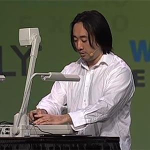 Ge Wang presenta en la Web 2.0 Expo los instrumentos musicales para iPhone y iPad