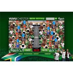 Carlsberg traslada la euforia del mundial de fútbol a un estadio virtual