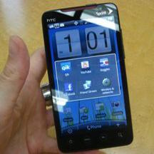 Llegan los móviles 4G, los teléfonos más veloces del mercado