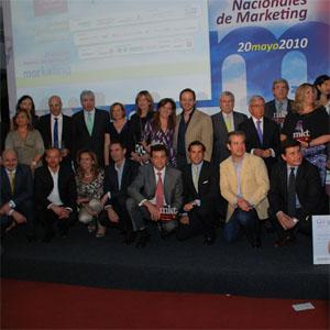 La gastronomía española, la gran triunfadora de los Premios Nacionales de Marketing 2010
