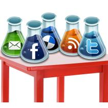 Las seguidoras en redes sociales dan más importancia a la marca