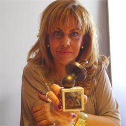 Mónica Deza, presidenta del jurado de El Chupete 2010