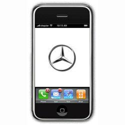 Mercedes-Benz lanza una aplicación de atención al cliente para el iPhone