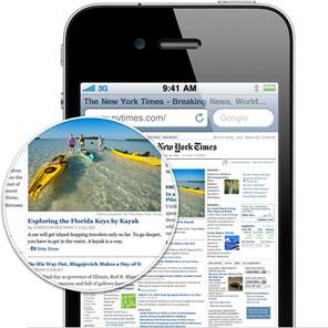 El iPhone 4G es el Audi para los anunciantes