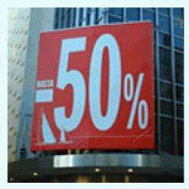 Las rebajas se vuelven menos eficaces como estrategia de venta