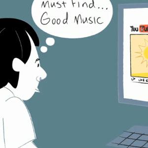 Una empresa ofrece música para vídeos de YouTube por 1,99 dólares