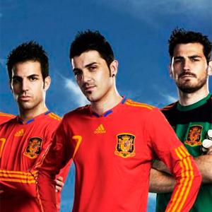 Más de 800.000 espectadores siguen a España desde Internet