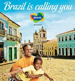 """""""Brasil te llama"""": la nueva campaña de promoción turística brasileña"""