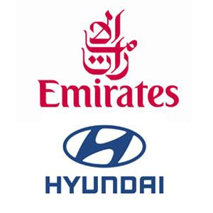 Las marcas Emirates y Hyundai ganan con el Mundial de Fútbol