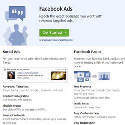 Facebook asegura que su política publicitaria respeta la privacidad del usuario