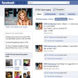 """""""FHM"""" cierra su página web en Alemania para concentrarse en Facebook"""
