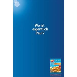 Los alemanes se vengan del pulpo Paul en una campaña publicitaria