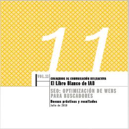"""IAB Spain lanza el libro blanco """"SEO: optimización de webs para buscadores"""""""