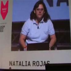 """""""La publicidad y la comunicación van sobre atraer y establecer una conversación con el otro"""", N. Rojas"""