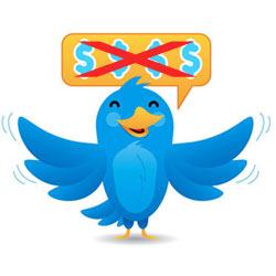 Los usuarios de Twitter se niegan de plano a pagar por acceder a la red de microblogging