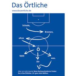 """Una empresa alemana """"hace sangre"""" en una campaña del fichaje de Özil por el Real Madrid"""