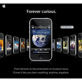 iTunes U alcanza los 300 millones de descargas
