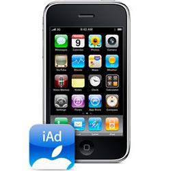 A iAd, la plataforma publicitaria de Apple, le cuesta despegar