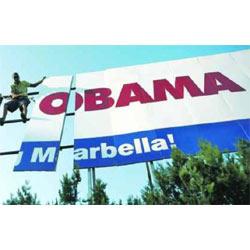 La visita de los Obama genera en España 19,3 millones de euros en publicidad