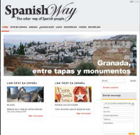 Spanish Way, nueva web de ocio, cultura y turismo