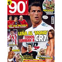 """""""90 Minutos"""", nueva revista semanal de Grupo V"""