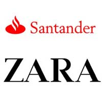 Santander y Zara, únicas marcas españolas en el ranking Best Global Brands