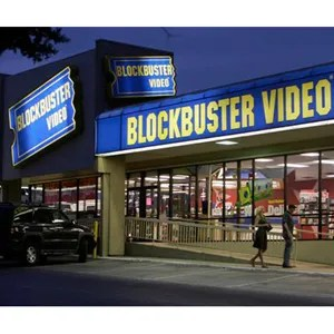 Blockbuster tiene ideas creativas pero no tiene dinero para realizarlas