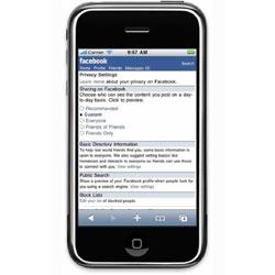 Facebook trabaja en un software para móviles que permitirá llamar y enviar SMS a los amigos