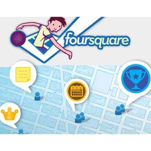 5 casos de éxito y fracaso del marketing en Foursquare