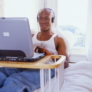 Los hombres también tienen una fuerte presencia en las redes sociales