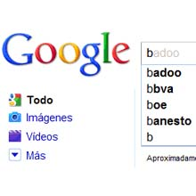 Qué es lo que buscan los españoles en internet según Google Instant