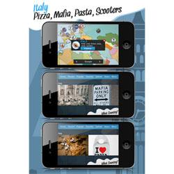 Una aplicación para el iPhone enfurece a la ministra italiana de Turismo