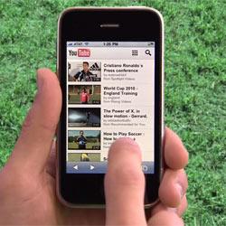 """España se """"engancha"""" a los vídeos en el móvil"""