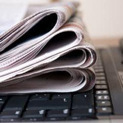 Los ingresos publicitarios en los periódicos en EEUU caen un 5,6%