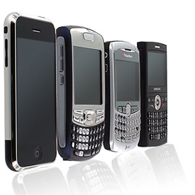 Las experiencias en internet móvil, muy por debajo de las expectativas de los usuarios