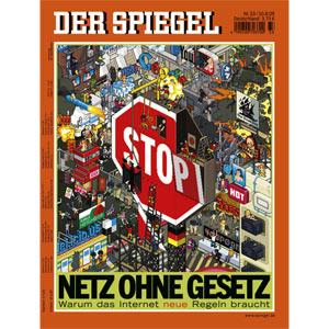 """""""La edición impresa seguirá siendo el pilar de Spiegel en los próximos cinco años"""""""