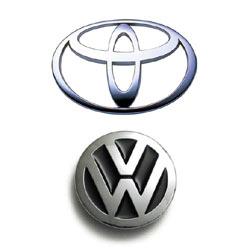 Toyota y Volkswagen son las empresas de automoción más creativas en sus campañas publicitarias