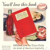 Coca-Cola lanza un libro de cocina con ingredientes incluidos