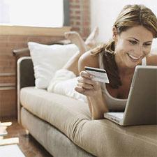 A los usuarios de juegos online les gusta comprar en internet