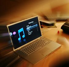 El mercado de contenidos digitales cae un 5% en 2009