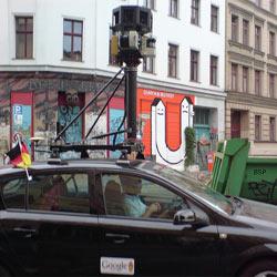Sólo el 2,89% de los hogares alemanes reclama su eliminación de Google Street View