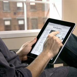 El iPad inaugura una nueva forma de leer que precisa de estándares