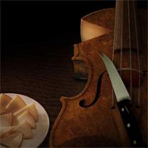 Comparar un queso con un Stradivarius, en publicidad es eficaz