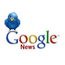 Google News y Twitter se alían